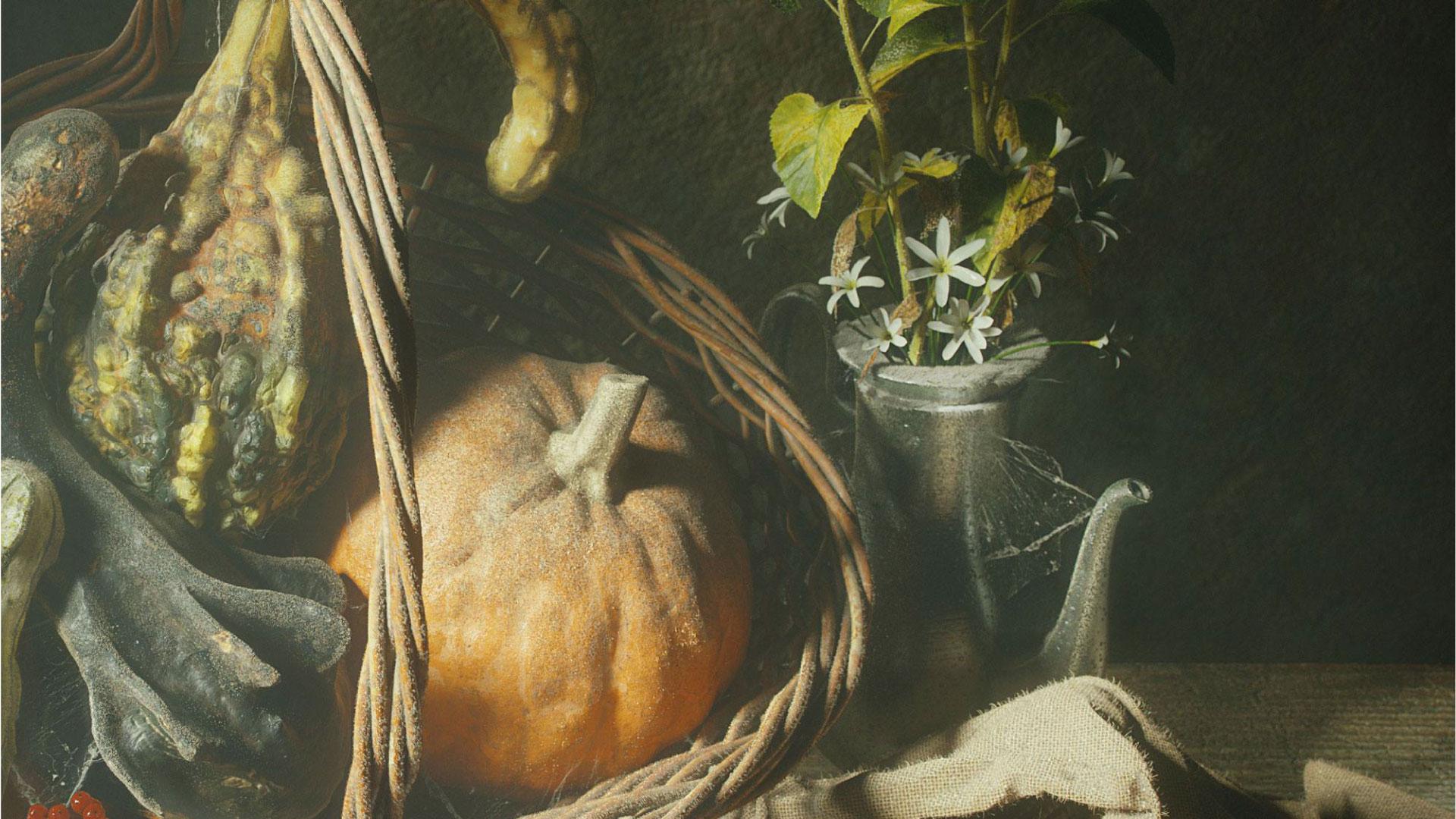 Harvest (Still Life)
